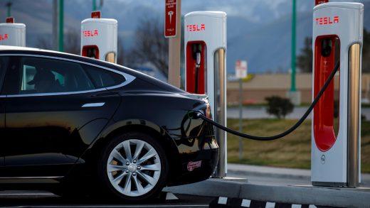 China Tesla cars auto