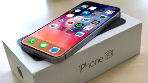 iPhone SE Apple Phone