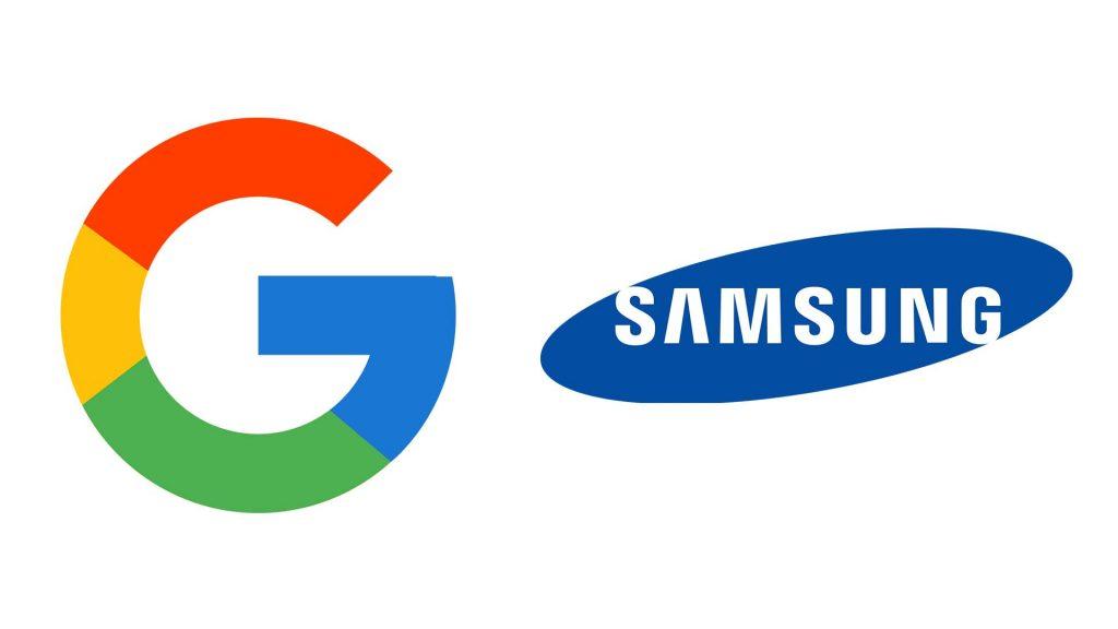 Google and Samsung