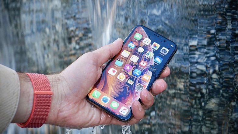 Apple iPhone phone