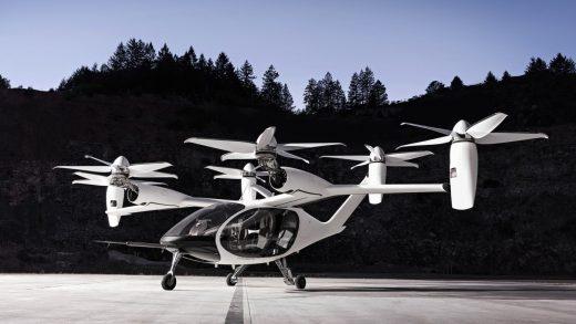 Joby Aviation Toyota