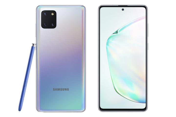 Samsung Galaxy S10 Lite  Galaxy Note10 Lite