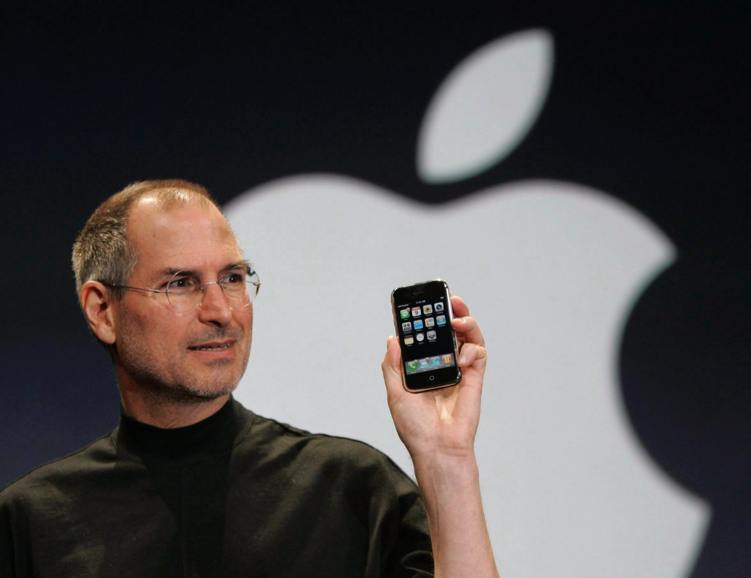 Steven Jobs Apple iPhone