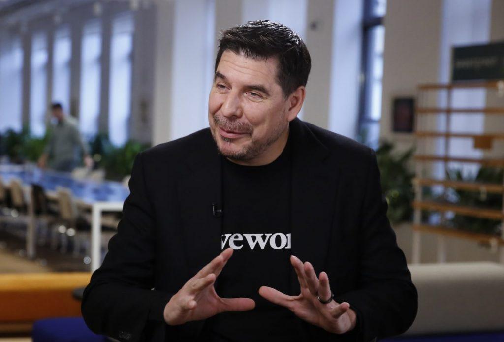 WeWork Executive Chairman Marcelo Claure