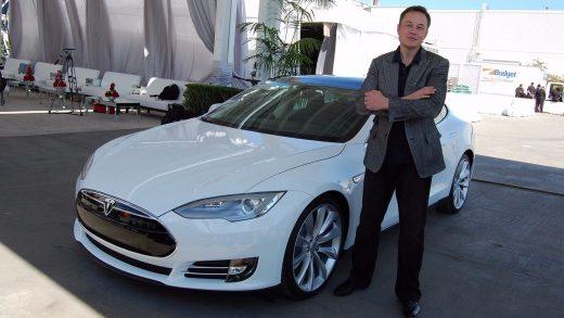 Tesla CEO Elon Mus