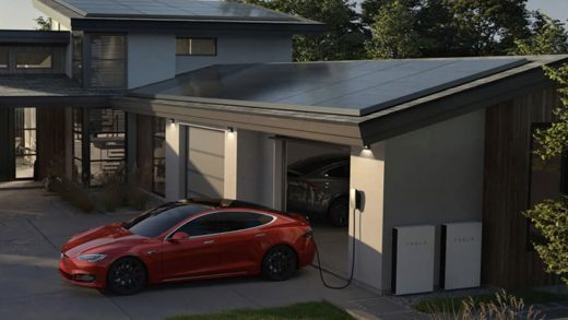 Tesla's Solar