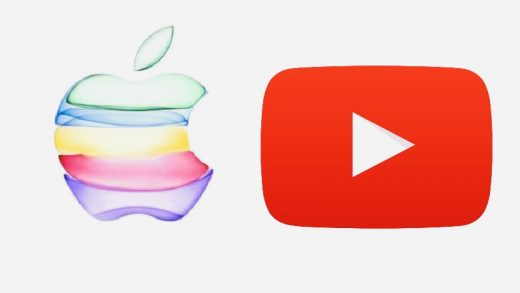 YouTube Apple