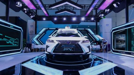 Toyota Pony.ai