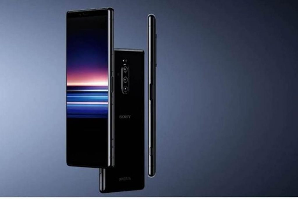 Sony 5G