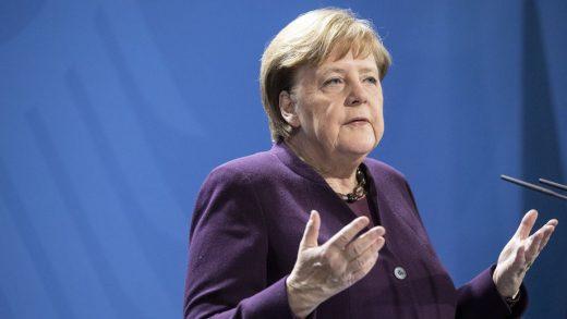 angela merkel europa