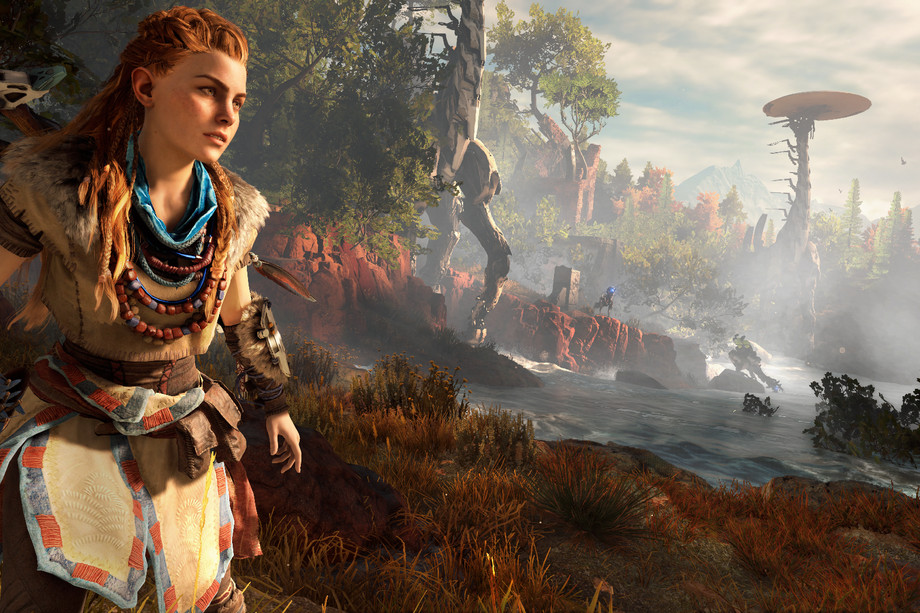 Sony Horizon Zero