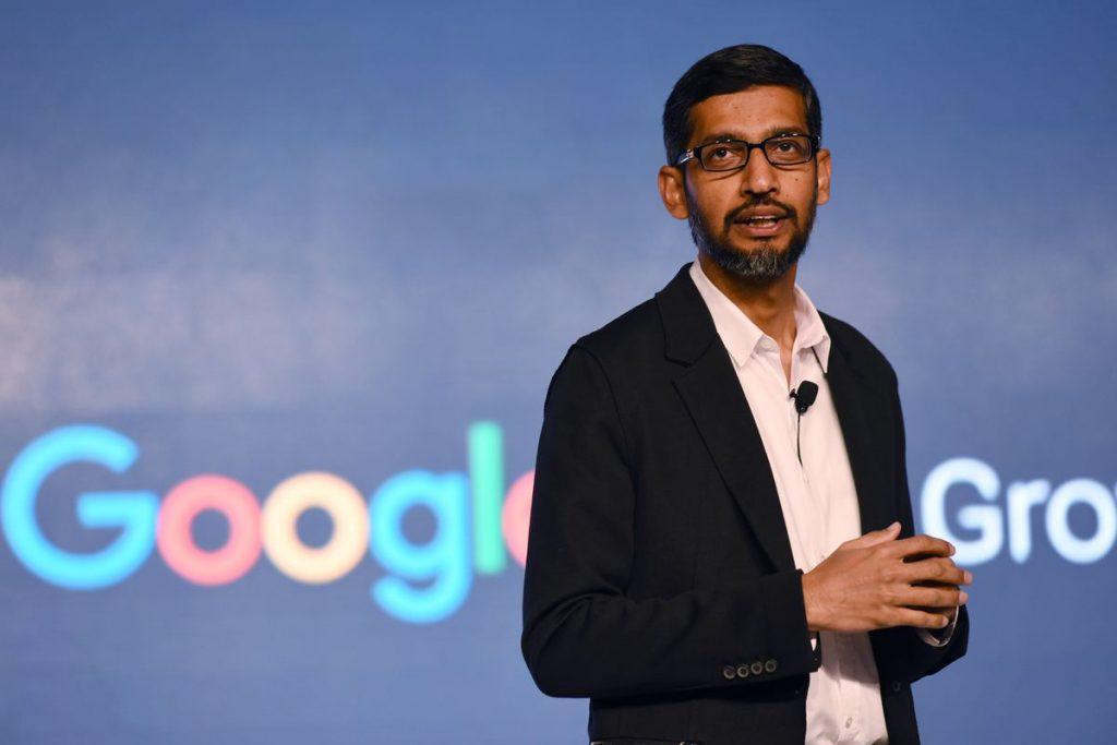 Google CEO Sundar Picha