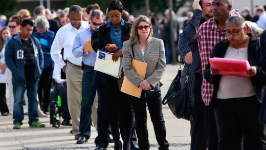 The U.S. now has 22 million people out of work, as 5.2 million more Americans filed for unemployment last week.