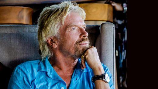 Richard Branson Virgin Atlantic