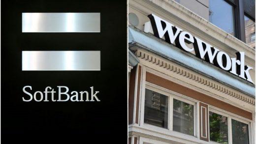 SoftBank WeWork