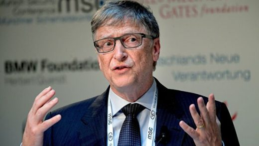 Bill Gates COVID-19 Coronavirus
