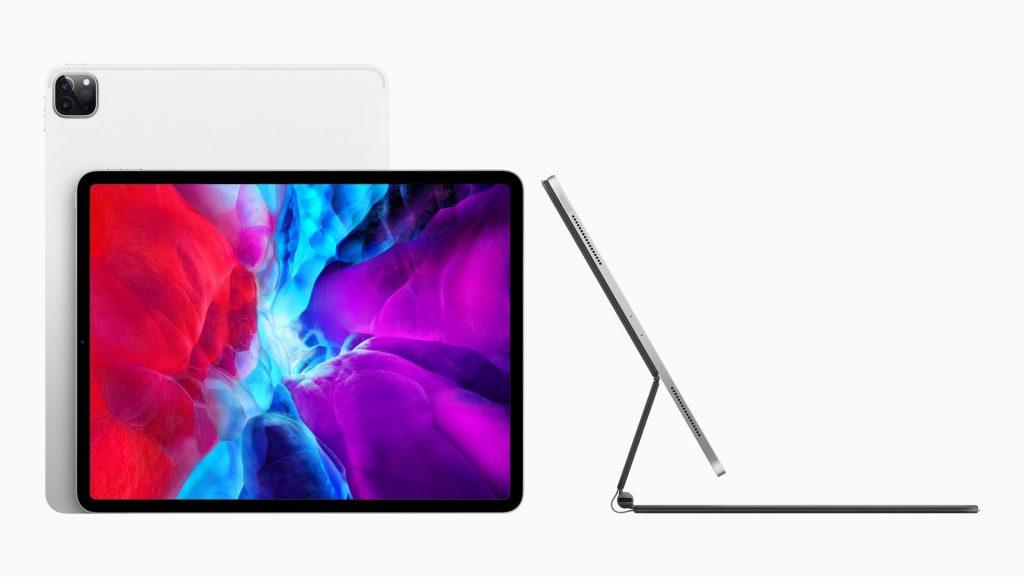 Apple's new Magic Keyboard iPad Pro 2020