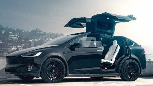 Tesla Model Y Model S