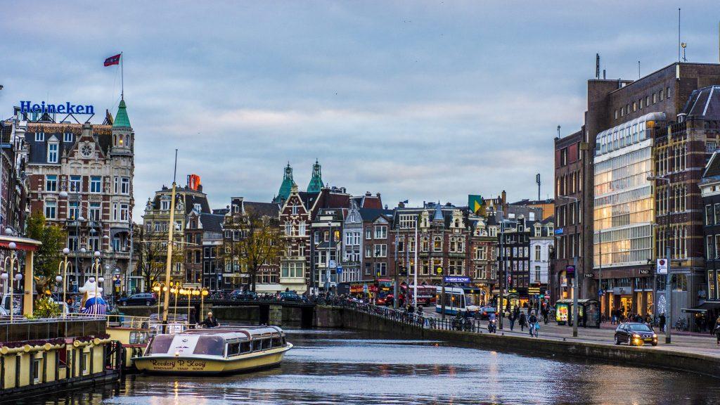 Amsterdam Europe COVID-19 Coronavirus