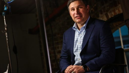 Anthony Noto, CEO of SoFi