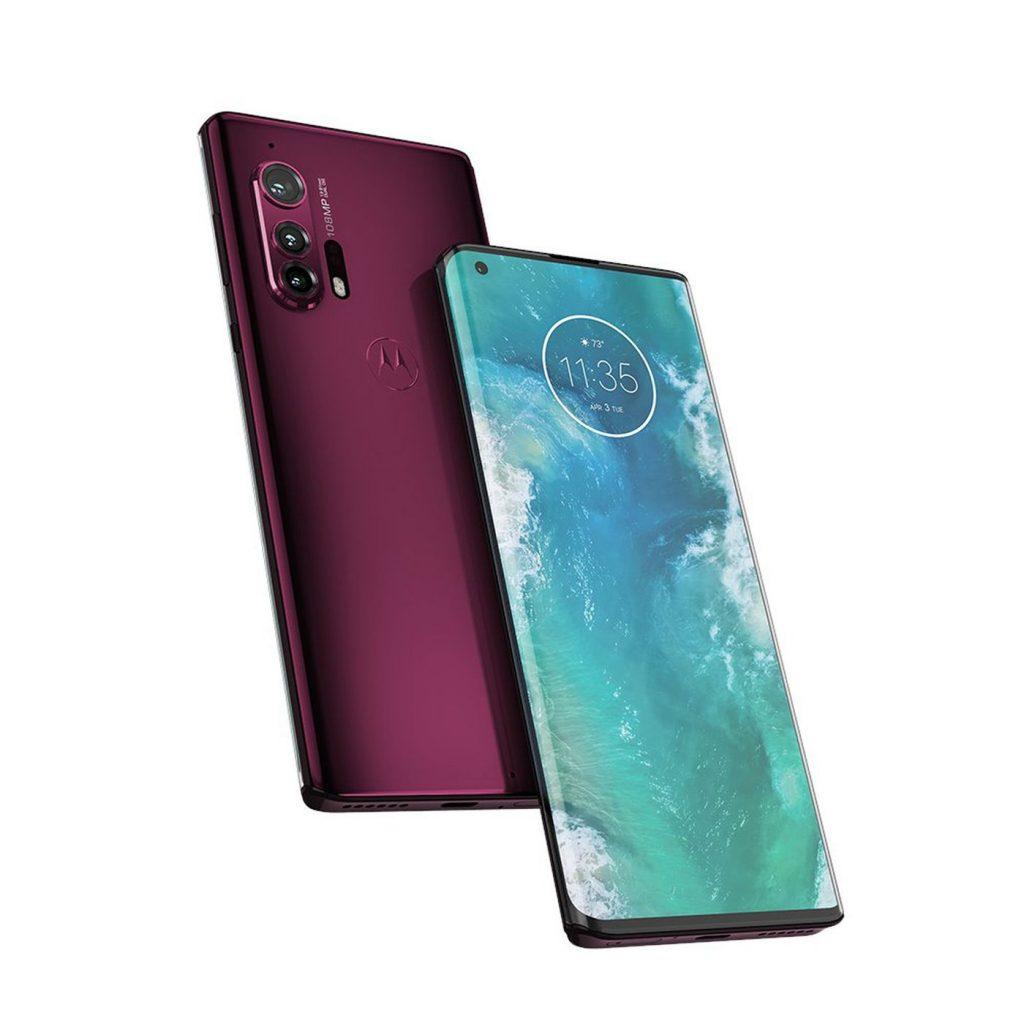Edge Plus Motorola