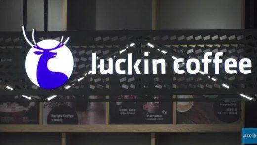 Luckin Coffee's