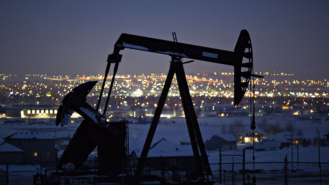 Oil broke USA