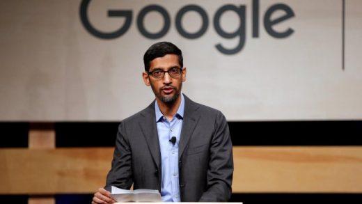 Google end jobs Sundar Pichai
