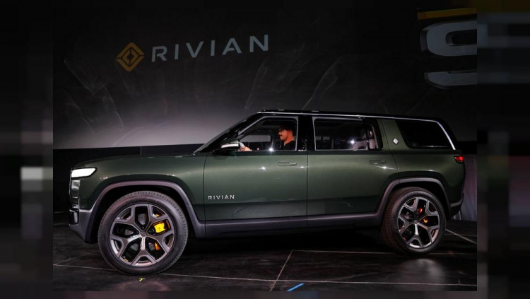 Ford  Lincoln Rivian