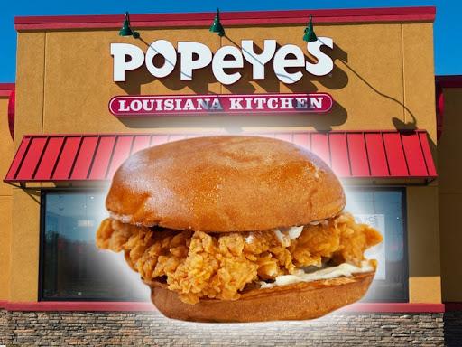 Popeyes New Orleans Covid-19 Coronavirus