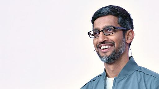 Sundar Pichai Google Alphabet