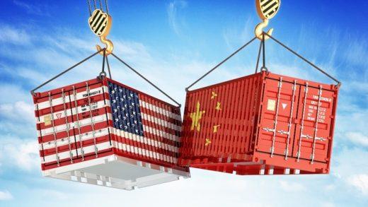 USA end China Technology