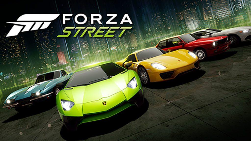 Forza Street, Microsoft's