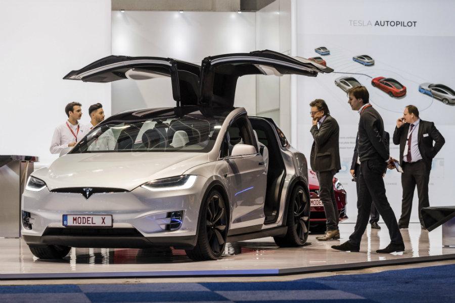 Tesla, Germany