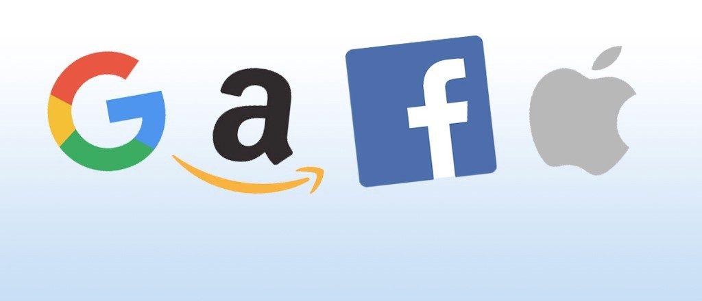 Apple, Amazon, Facebook and Google