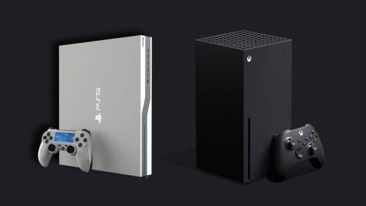 Sony PS5 Microsoft Xbox