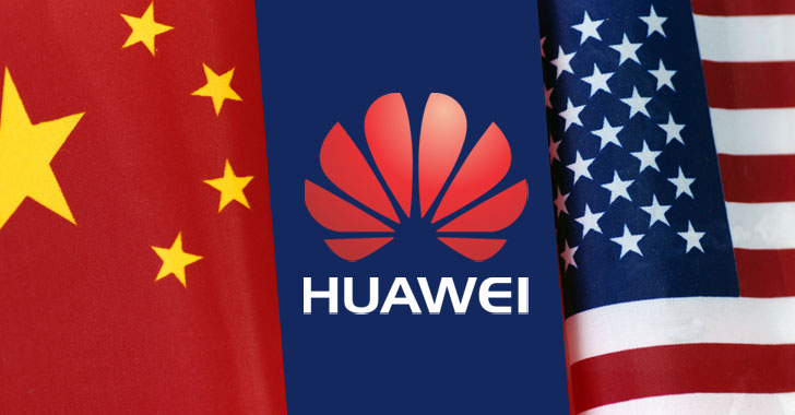 Huawei, USA  China