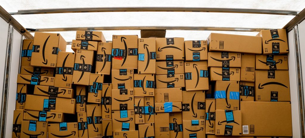 Amazon has delivered more than 100 million pieces of protective gear to front line workers and governments during coronavirus pandemic