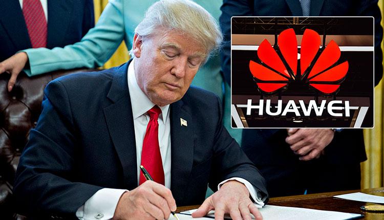 Donald Trump Huawei