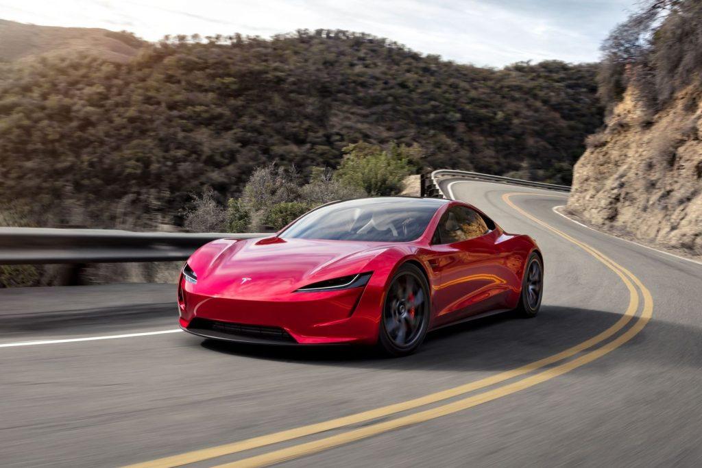 Roadster's SpaceX Tesla Elon Musk's