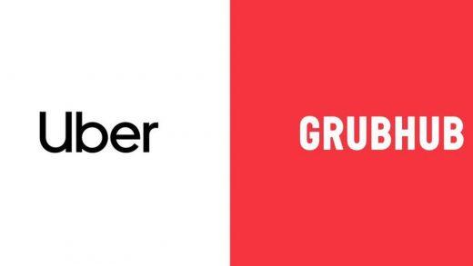 Uber Grubhub