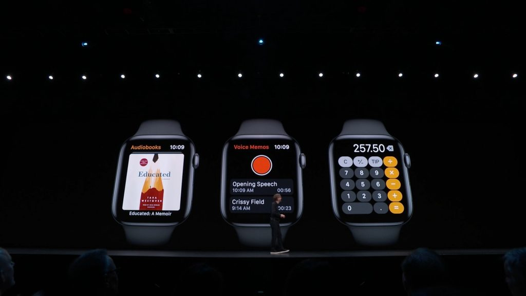 apple watch watchOs 7