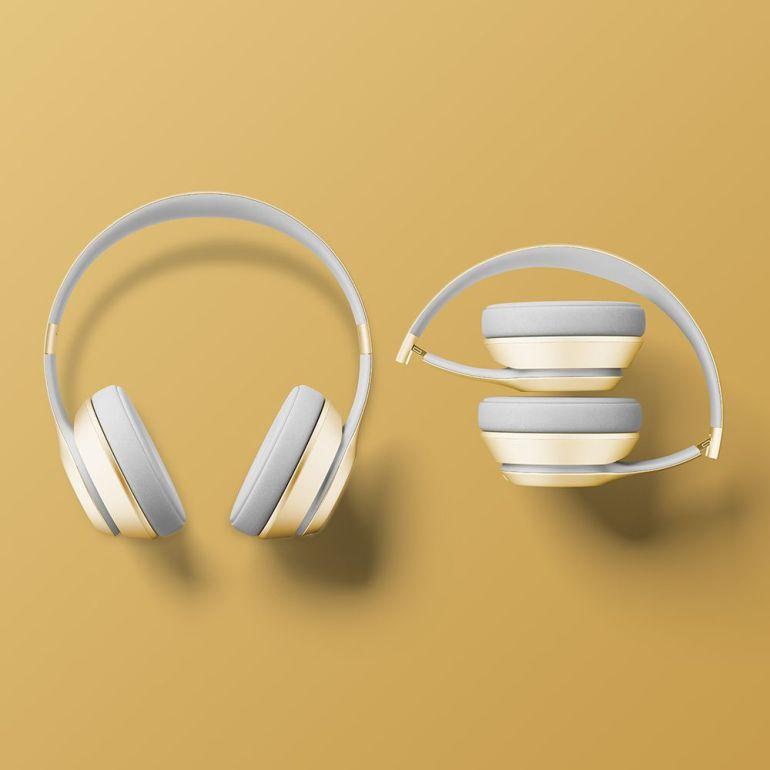 Artist mockup based on Beats Studio3