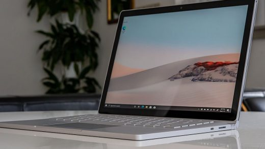 Microsoft 13.5-inch Surface Book 3