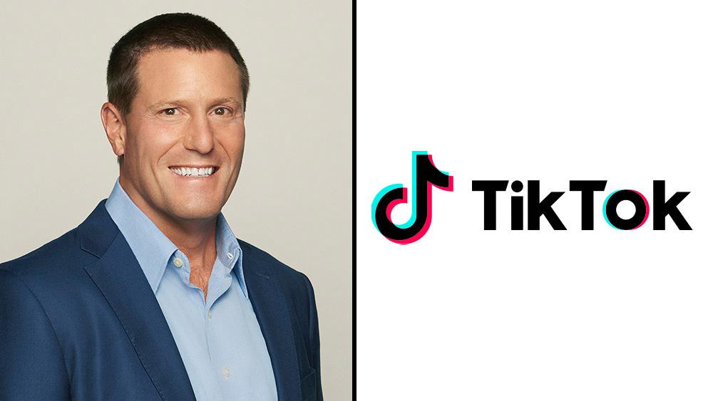 TikTok CEO Kevin Mayer