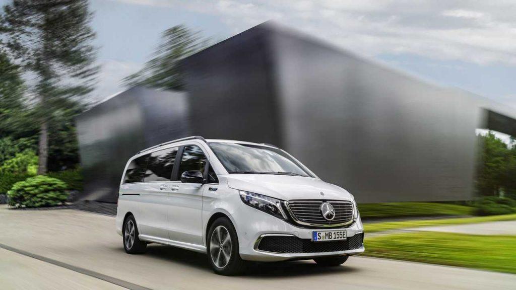 Mercedes - Benz EQV