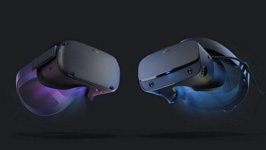 Facebook Quest VR