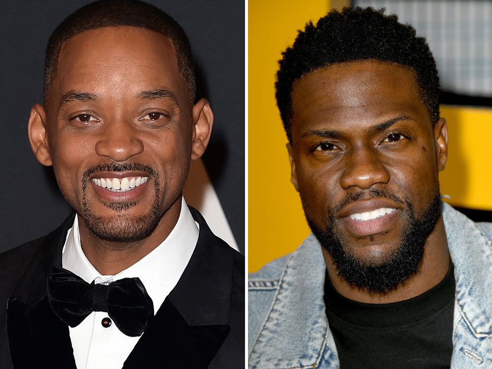 Will Smith Kevin Hart
