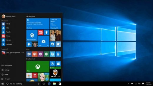 Microsoft Windows 10X Chrome OS