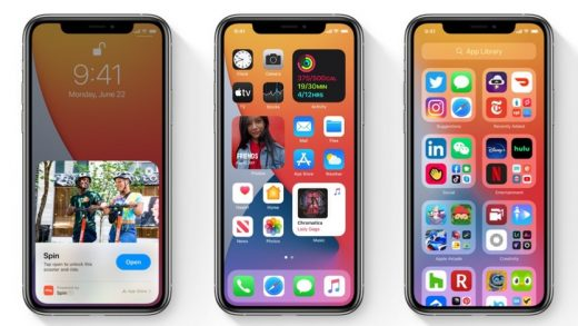 iOS 14 Apple iPhone